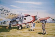 283. B. C. Airways Ford Trimotor