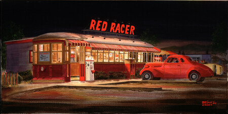312. Red Racer